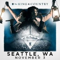 For KING & COUNTRY - Burn the Ships Tour - Everett, WA