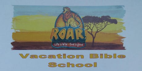 ROAR! - Beaumont SDA Vacation Bible  School  2019 tickets