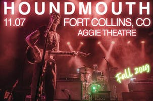 Houndmouth presented by 105.5 the Colorado Sound