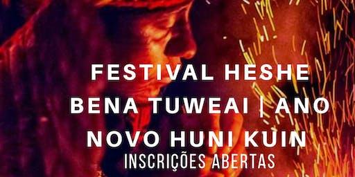 Festival Heshe Bena Tuweai I Ano Novo Huni Kuin