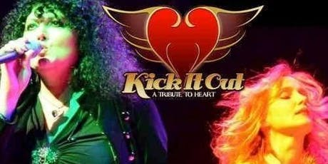 Kick It Out: A Tribute to Heart - LOW TICKET ALERT! tickets