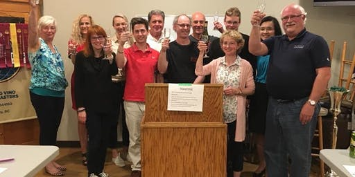 White Rock Toastmasters for Wine Lovers - Finding Vino Toastmasters Meeting