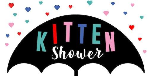 Fearless Kitty Rescue Kitten Shower *FREE