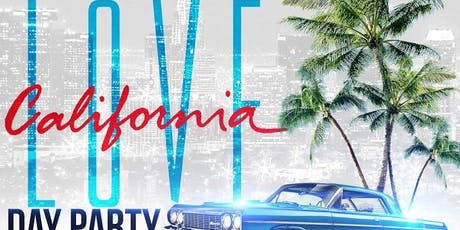 We Are The Culture presents: California Love Day Party tickets