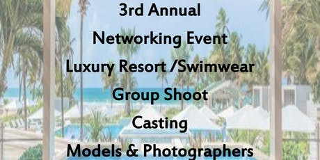 2019 KAModeling Networking Group Shoot  Participant Registration entradas
