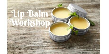 Lip Balm Workshop in Woking tickets