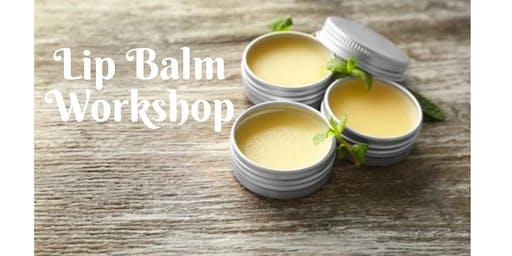 Lip Balm Workshop in Woking