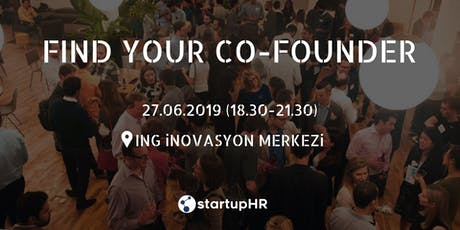 Find Your Co-Founder #4 – StartupHR tickets