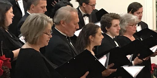 Solaris Vocal Ensemble Benefit Concert