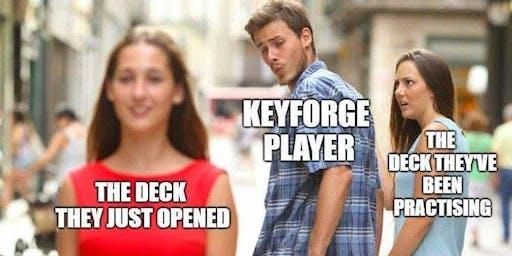 Keyforge Brawl