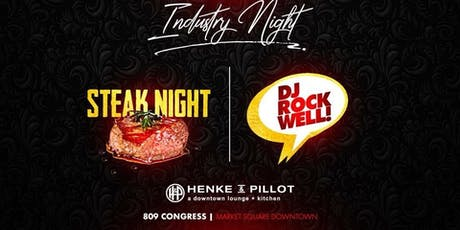 Thursday HTX Steak Night  tickets