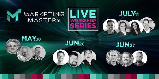 Marketing Mastery Workshop Single Event
