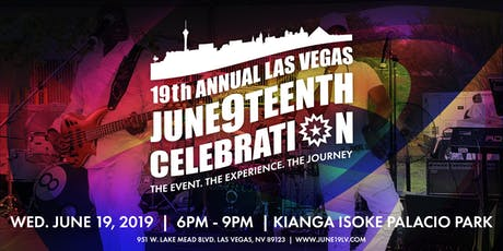 19th Annual Las Vegas Juneteenth Festival  tickets