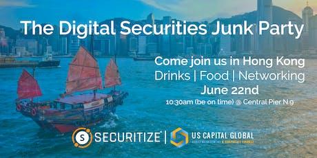 Exclusive Digital Securities Junk Boat Party tickets