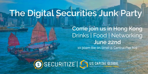 Exclusive Digital Securities Junk Boat Party