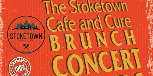 The Stoketown Cafe + Cure - Brunch Concert Series