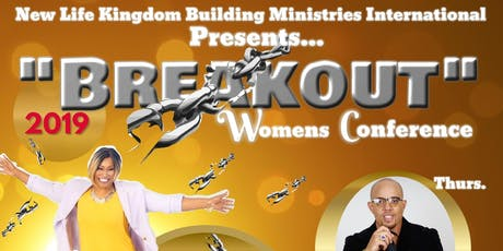 Breakout Conference tickets
