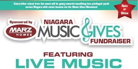 Niagara Music Gives tickets