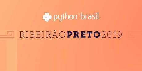 Python Brasil 2019 ingressos
