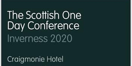 College of Podiatry Scottish One Day Conference 2020 tickets