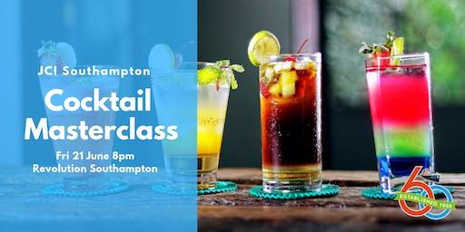 JCI Southampton Cocktail Masterclass