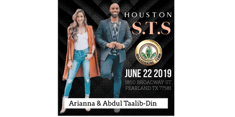 Houston Success Training Seminar (STS) June 2019 tickets