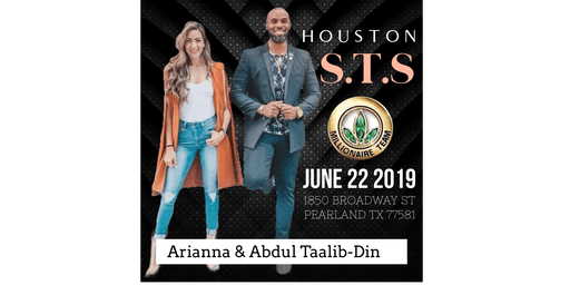 Houston Success Training Seminar (STS) June 2019