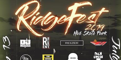 RIDGE FEST 2K19 tickets