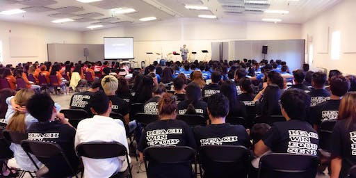 8TH YOUTH RETREAT