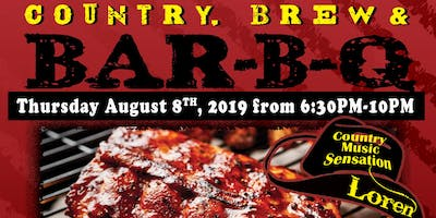 Country, Brew & Bar-B-Q