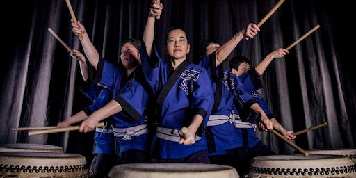 Portland Taiko - The People of the Drum