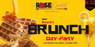 Rose Gold - Boozy Brunch