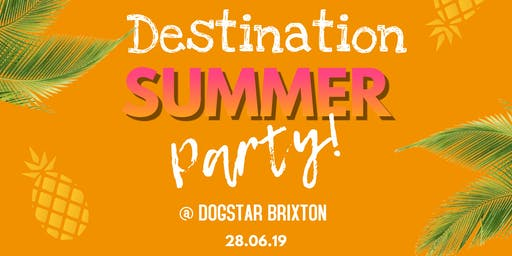 Destination: Summer Solstice Party