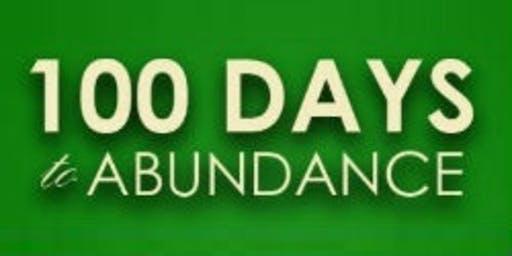100 Days to Abundance (Program XXX)