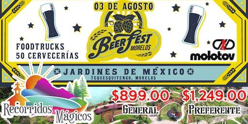 Beer Fest 2019 Jardines de México