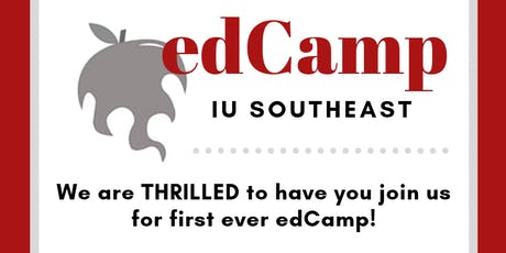 Edcamp IU Southeast 2019 tickets