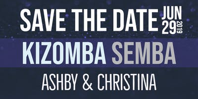 Kizomba & Semba Workshop: Ashby & Christina