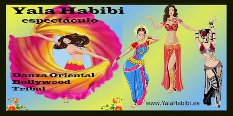 YALA HABIBI 2019 entradas