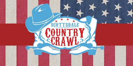 Scottsdale Country Crawl - A Country Themed Bar Crawl in Old Town tickets