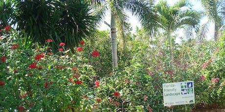 Florida Friendly Landscaping Workshop tickets