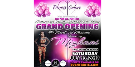 Fitness Galore Grand opening - Mood On Mizhani