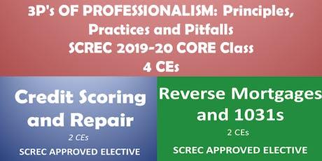 Greenville Classes Thursday June 20 2019 (Instructor Thomas) tickets