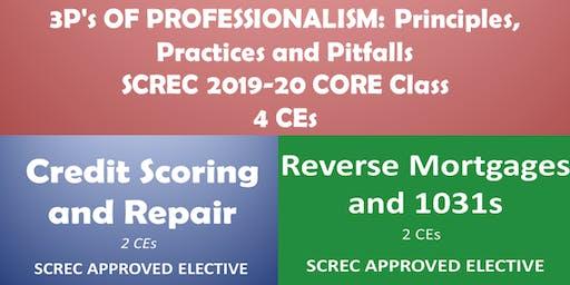 Greenville Classes Thursday June 20 2019 (Instructor Thomas)