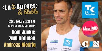 Vom Junkie zum Ironman - Andreas Niedrig