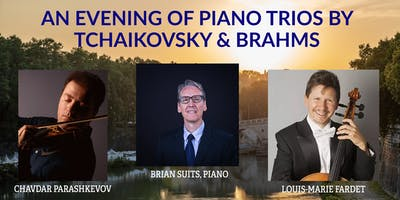 An Evening of Piano Trios by Tchaikovsky & Brahms