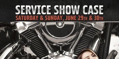 Service Show Case ~ June 100+ Horse Power ~ tickets
