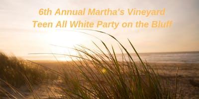 2019 Martha's Vineyard Teen All White Party