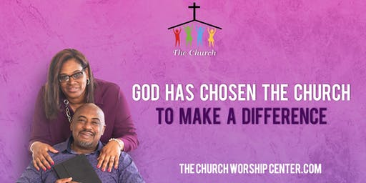 The Church Worship Center Anniversary