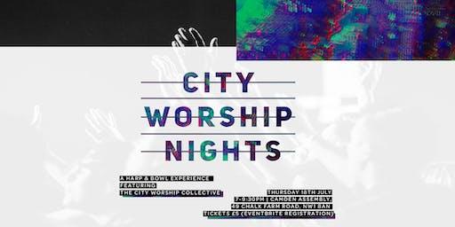 City Worship Nights: The Harp & Bowl Experience