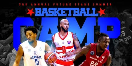 3rd Annual Future Stars Basketball Camp tickets